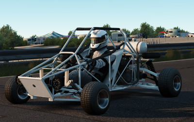 Picture of the Crosskart