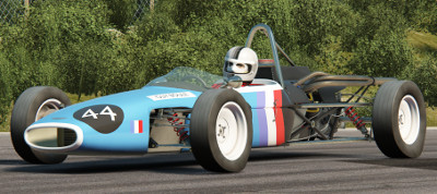 Picture of the Russell-Alexis Mk14 Formula Ford